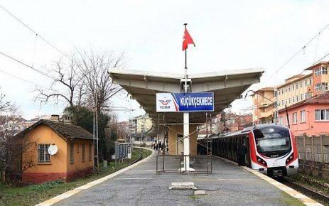 Halkalı Gebze Tren Seferleri Yakında Başlayacak