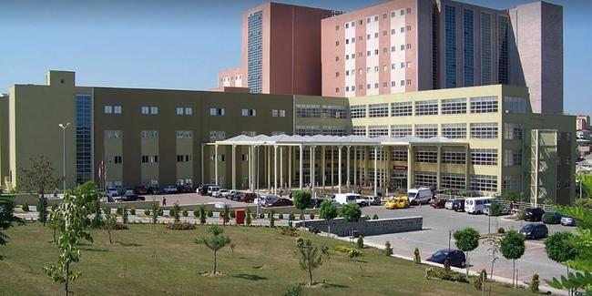 Küçükçekmece'deki Devlet Hastaneleri