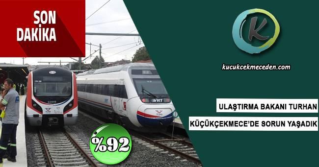 Halkalı Gebze Tren