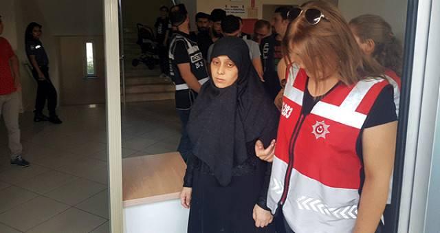 Küçükçekmece'de Suriyeli Hırsız Karı Koca