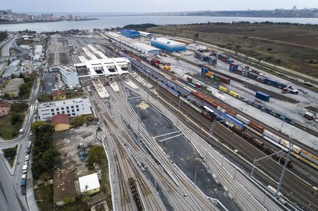 Gebze Halkalı Tren Seferleri Yeni Yılda Başlayacak
