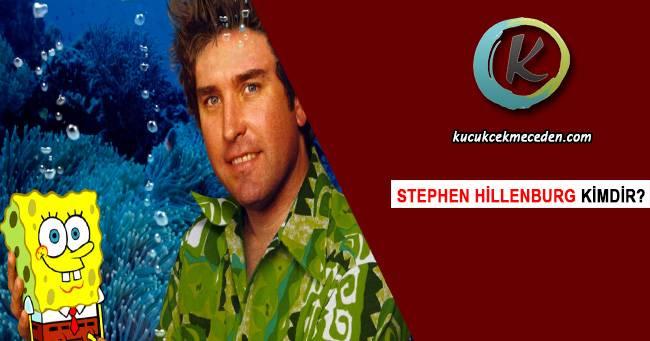 Stephen Hillenburg Kimdir