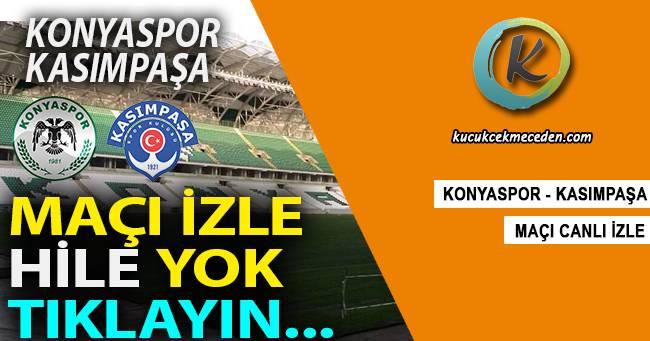 Konyaspor Kasımpaşa Maçı Canlı