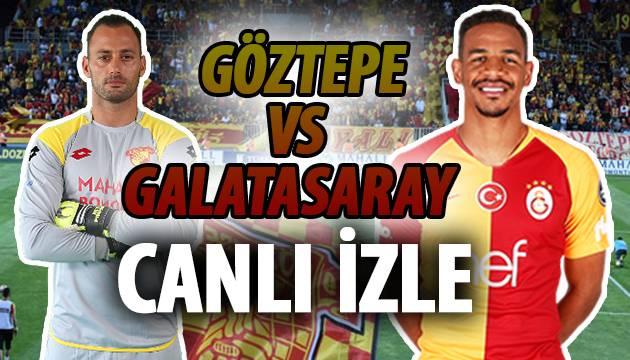 Göztepe Galatasaray Maçı Canlı İzle