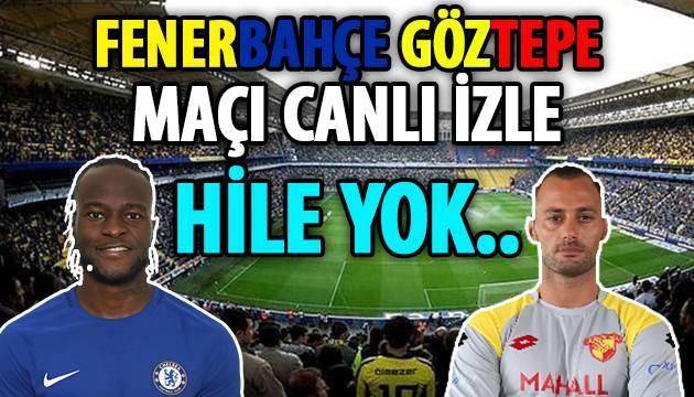 Fenerbahçe Göztepe Maçı Canlı