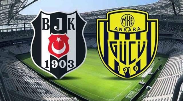 Beşiktaş Ankaragücü canlı izle