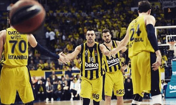 Zalgiris Fenerbahçe Canlı İzle