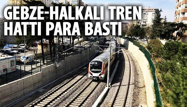Halkalı-Gebze tren hattı